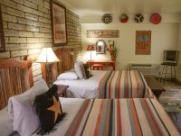 Stay at the Tumbleweed Hotel