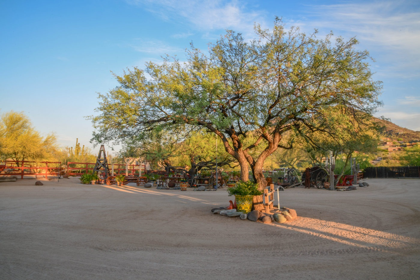 Come visit the Cave Creek Tumbleweed Hotel