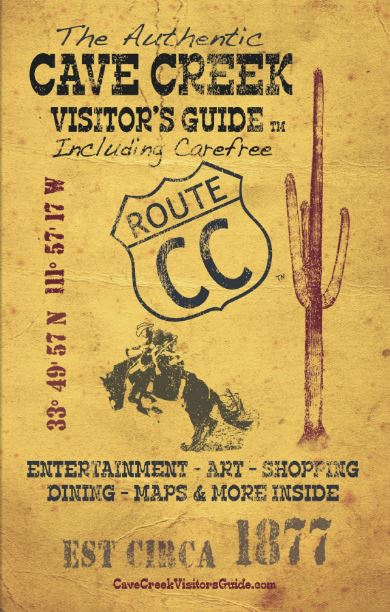 Cave Creek Visitor Guide